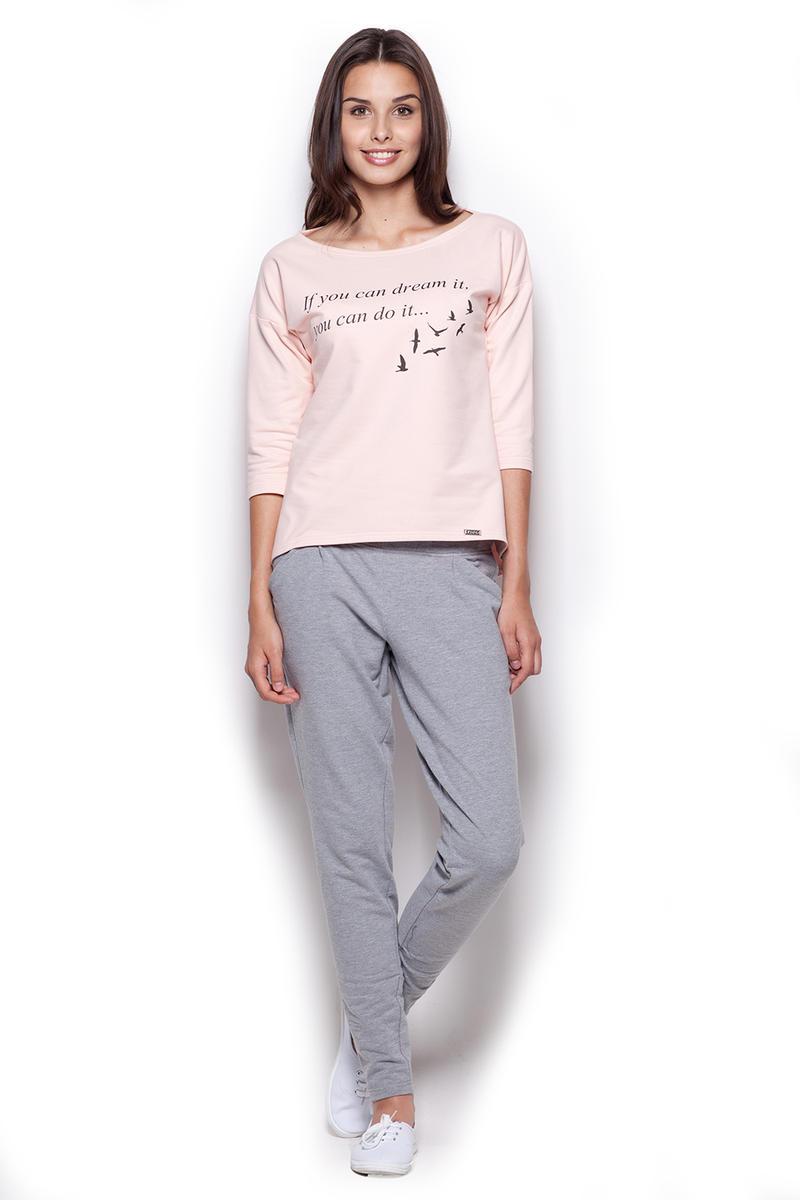 Grey Comfy Hipster Long Pants