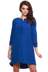 Cornflower Blue Good to Go Smart Dress